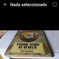 Cómics: TINTIN ETOR 1° EDICIÓN 1972. Lote 278299333