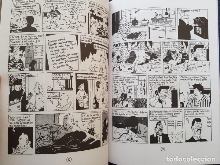 Cómics: TINTIN EN SUIZA - Foto 4 - 278619048