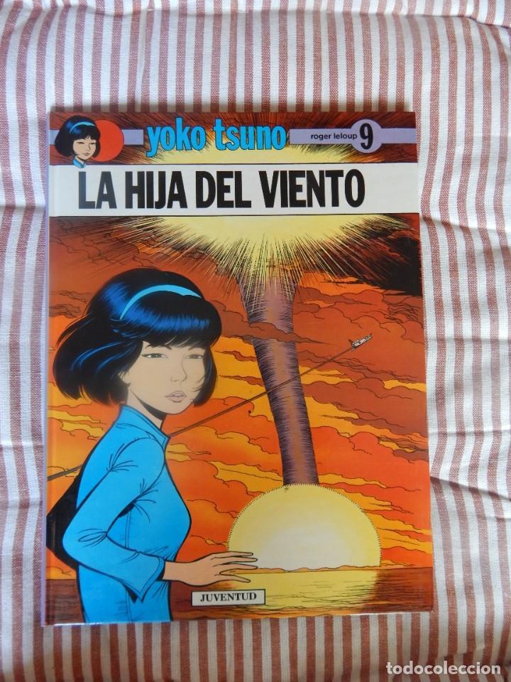YOKO TSUNO - LA HIJA DEL VIENTO - N. 9 (Tebeos y Comics - Juventud - Yoko Tsuno)