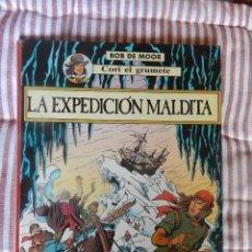 Cómics: CORI EL GRUMETE - LA EXPEDICION MALDITA -. Lote 278955013