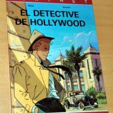 Cómics: EL DETECTIVE DE HOLLYWOOD - DE BERTHET / RIVIÈRE / BOCQUET - EDITORIAL JUVENTUD - 1ª EDICIÓN - 1992. Lote 281815913