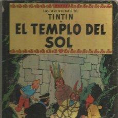 Cómics: TINTIN TEMPLO DEL SOL 2ª EDICION. Lote 281866558