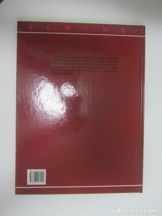 Cómics: DETECTIU A HOLLYWOOD - AMERIKA - BERTHET RIVIERE BOCQUET TTAPA DURA EN CATALAN - - Foto 2 - 285088263