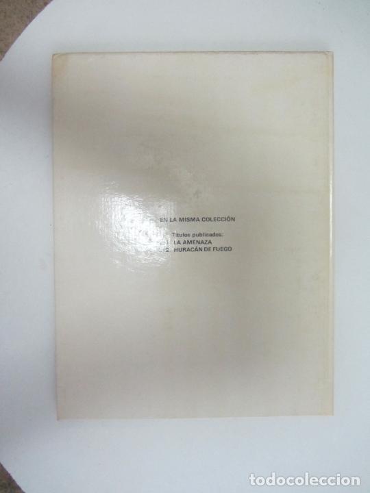 Cómics: LEFRANC 2 - HURACAN DE FUEGO - JACQUES MARTIN EDICIONES JUNIOR GRIJALBO - Foto 2 - 285088633