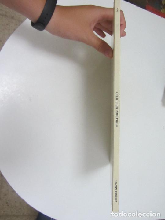 Cómics: LEFRANC 2 - HURACAN DE FUEGO - JACQUES MARTIN EDICIONES JUNIOR GRIJALBO - Foto 3 - 285088633