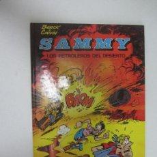 Cómics: SAMMY - LOS PETROLEROS DEL DESIERTO - BERCK CAUVIN - TIMUN MAS 1992. Lote 285088948