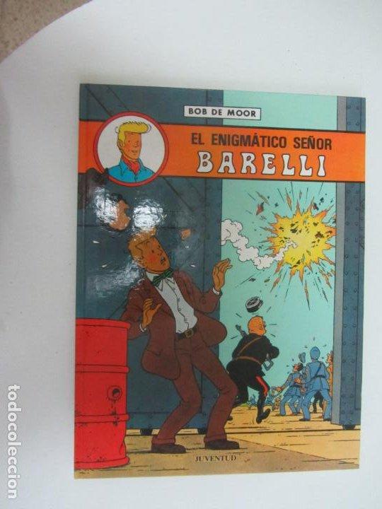 EL ENIGMATICO SEÑOR BARELLI, BOB DE MOOR. JUVENTUD 1990 (Tebeos y Comics - Juventud - Otros)