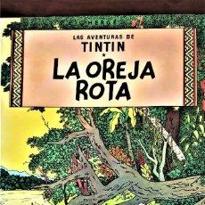 Fumetti: TINTÍN. LA OREJA ROTA. Lote 285239838