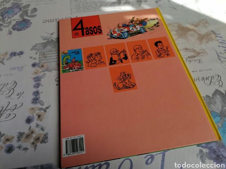 Cómics: ELS 4 ASOS I LA SERP DE MAR EDITORIAL JOVENTUT EN CATALÀ - Foto 6 - 287493283
