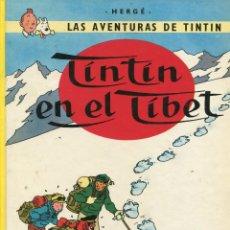Fumetti: TINTIN. TINTIN EN EL TIBET. ED. JUVENTUD. ED. 19ª 1997. PERFECTO ESTADO. Lote 287643588