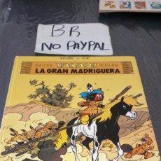 Cómics: YAKARI LA GRAN MADRIGUERA JUVENTUD 10 TAPA DURA. Lote 287682763