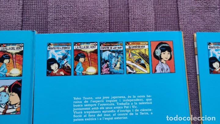 Cómics: YOKO TSUNO 4-12-15 EN CATALÀ. - Foto 3 - 287697388