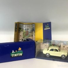 Cómics: COCHE TINTIN ALFA ROMEO Nº52 ATLAS. Lote 288133948