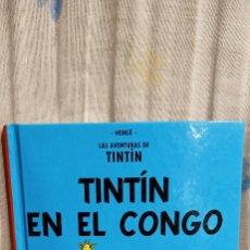 Cómics: LAS AVENTURAS DE TIN TIN, TINTIN EN EL CONGO CASTERMAN. Lote 288290573