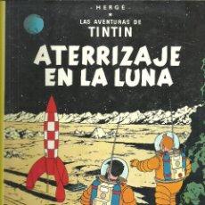 Cómics: TINTIN - ATERRIZAJE EN LA LUNA. Lote 288383998