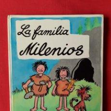 Cómics: LA FAMILIA MILENIOS. IMAGENES DE LA EDAD DE PIEDRA. BERTIL ALMQUIST. EDTO JUVENTUD 1975 1 EDIC. Lote 288963563