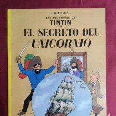 Cómics: LAS AVENTURAS DE TINTIN. EL SECRETO DEL UNICORNIO. JUVENTUD. 2003. Lote 289910428