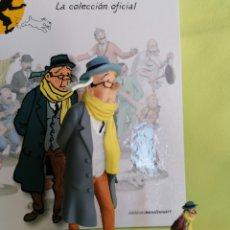 Cómics: CONJUNTO FIGURAS COLECCIÓN TINTIN -LAZLO CARREIDAS DEAMBULANDO- Nº 58. Lote 291877718