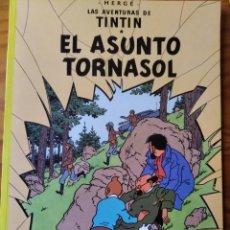 Cómics: LAS AVENTURAS DE TINTIN. EL ASUNTO TORNASOL - JUVENTUD ALBUM RUSTICA. Lote 292619538