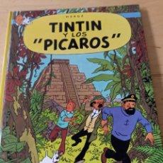 Cómics: TINTÍN Y LOS PICAROS. Lote 293251753