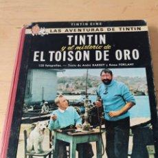 Cómics: TINTÍN Y EL MISTERIO DE EL TOISÓN DE ORO. Lote 293252978