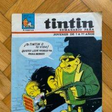 Cómics: TINTÍN Nº 51 - SEMANARIO ZENDRERA - BUEN ESTADO. Lote 293358233