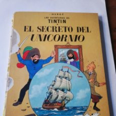 Cómics: TINTIN: EL SECRETO DEL UNICORNIO. Lote 293424743