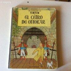 Cómics: EL CETRO DE OTTOKAR TINTIN. Lote 293919868