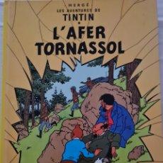Cómics: COMIC - TINTIN - L' AFER TORNASSOL - DESENA EDICIO 1990 TAPA DURA (EN CATALA). Lote 293925418