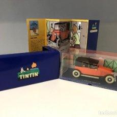 Cómics: COCHE TINTIN RENAULT NN TAXI Nº46 ATLAS. Lote 294476613