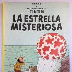 Cómics: TINTIN - LA ISLA MISTERIOSA - TAPA DURA - EDICIÓN 1987. Lote 294499343