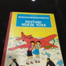 Cómics: LAS AVENTURAS DE JO, ZETTE Y JOCKO. 1ª ED. 1970. EL STRATONEF H. 22, 2º EPISODIO. DESTINO NUEVA YORK. Lote 295345693