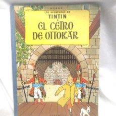 Cómics: EL CETRO DE OTTOKAR DE HERGÉ, EDITORIAL JUVENTUD AÑO 1968 4ª EDICIÓN, BUEN ESTADO. Lote 295473248