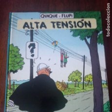 Cómics: QUIQUE Y FLUPI - ALTA TENSION.JUVENTUD 1991.. Lote 295710713