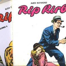 Cómics: RIP KIRBY NºS 1 AL 3, POR ALEX RAYMOND - COMPLETA - EDICIONES B.O. - 1981 - EDICIÓN CRONOLÓGICA. Lote 22841776