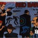 Cómics: RED BARRY 1º AVENTURA - EL POLICIA DEL PELO ROJO - ED. EUROCLUB MAGERIT S.L. 1.995. Lote 15138240
