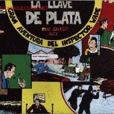 Cómics: INSPECTOR WADE - LA LLAVE DE PLATA - Nº 3 - ED. EUROCLUB MAGERIT S.L. 1.995 . Lote 14466941