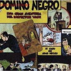 Cómics: INSPECTOR WADE - EL CASO DEL ABAD NEGRO - Nº 4 - ED. EUROCLUB MAGERIT S.L. 1.995. Lote 14204787