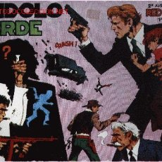 Cómics: RED BARRY 2º AVENTURA - 1º PARTE - ED. EUROCLUB MAGERIT S.L. 1.995. Lote 14466947