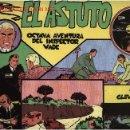 Cómics: INSPECTOR WADE - EL ASTUTO - Nº 8 - ED. EUROCLUB MAGERIT S.L. 1.995. Lote 14994995