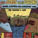 Cómics: INSPECTOR WADE - LAS JOYAS DE LA CORONA - Nº 5 - ED. EUROCLUB MAGERIT S.L. 1.995. Lote 14995000