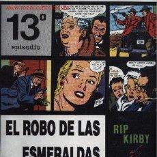 Cómics: RIP KIRBY - EPSIDODIO 13º - MAGERIT 1.995. Lote 14290141