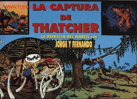 JORGE Y FERNANDO CON LA PATRULLA DEL MARFIL - Nº 48 - ED. EUROCLUB MAGERIT 2.001 (Tebeos y Comics - Magerit - Jorge y Fernando)