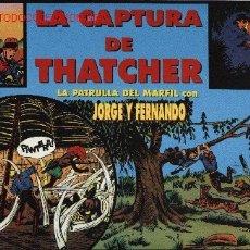 Cómics: JORGE Y FERNANDO CON LA PATRULLA DEL MARFIL - Nº 48 - ED. EUROCLUB MAGERIT 2.001 . Lote 14994988