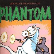 Cómics: PHANTOM TIRAS DIARIAS 1956. Lote 13451676