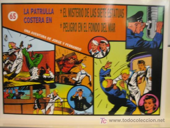 JORGE Y FERNANDO Nº 65 - EDITORIAL MAGERIT (Tebeos y Comics - Magerit - Jorge y Fernando)