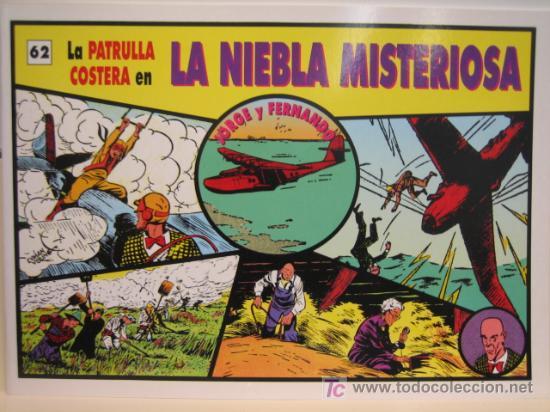 JORGE Y FERNANDO Nº 62 - EDITORIAL MAGERIT (Tebeos y Comics - Magerit - Jorge y Fernando)