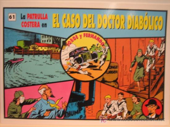 JORGE Y FERNANDO Nº 61 - EDITORIAL MAGERIT (Tebeos y Comics - Magerit - Jorge y Fernando)
