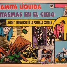 Cómics: JORGE Y FERNANDO Nº 58 - EDITORIAL MAGERIT. Lote 152117497