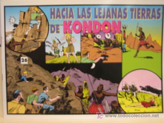 JORGE Y FERNANDO Nº 26 - EDITORIAL MAGERIT (Tebeos y Comics - Magerit - Jorge y Fernando)